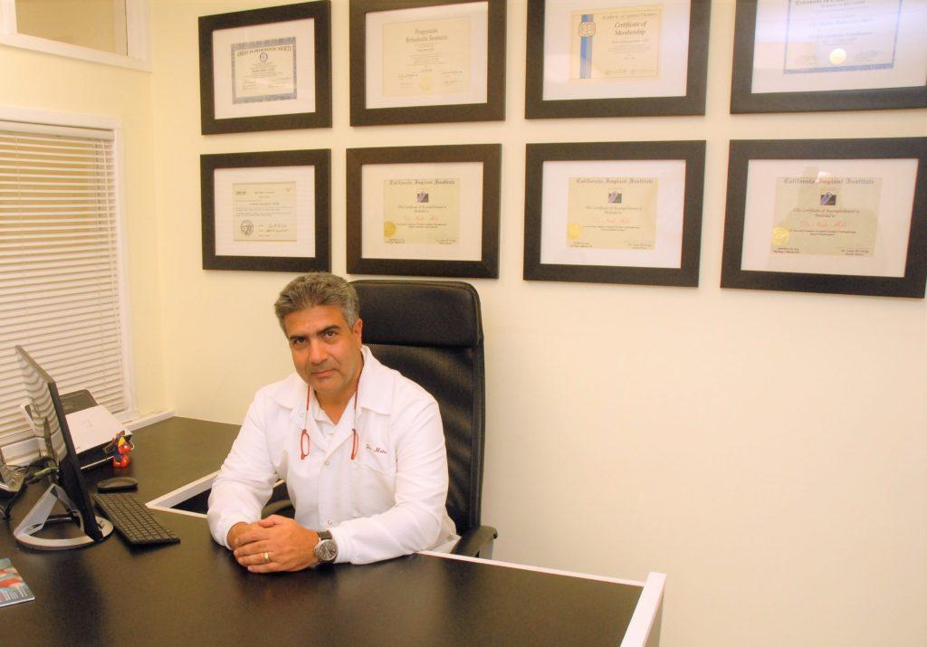 Nader at his desk2